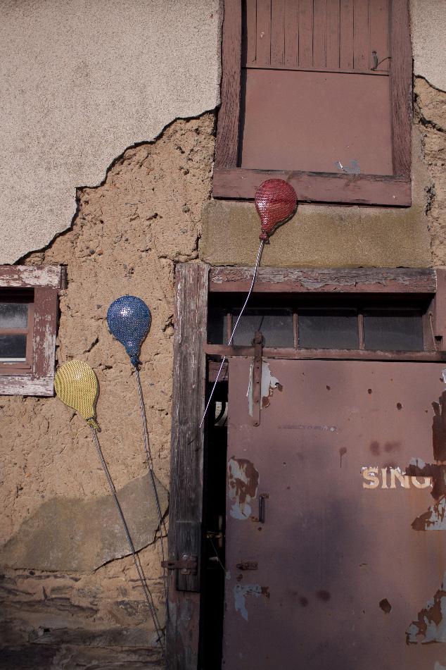 Ballons lumineux (plusieurs couleurs)