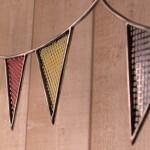 guirlande guinguette en couleur
