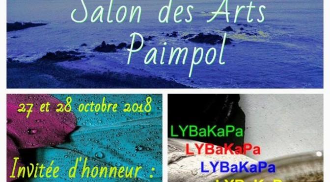 Salon des Arts – Paimpol // 27 et 28 octobre