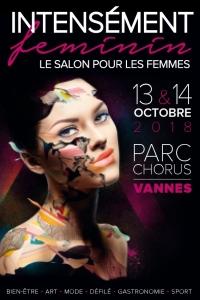 Salon 'Intensément féminin' à Vannes – 13 et 14 octobre
